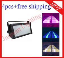 4pcs 1000W RGB 3 in 1 Led DJ Stage Effect Disco Flash Strobe Light Free Shipping