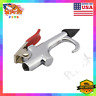 SALE - Air Compressor Blow Nozzle Gun 1/4 Inch N.P.T Rubber Tip For Cleaning USA