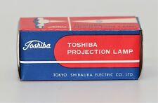 Toshiba 8V 50W CXL / CXR Projection Lamp, Brand New Old Stock