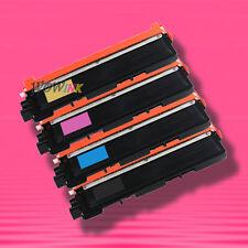 4 TONER for BROTHER TN210 TN-210 HL-3045CN HL-3070CW HL-3075CW MFC-9010CN