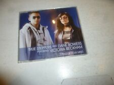 TRUE STEPPERS & DANE BOWERS WITH VICTORIA BECKHAM - Out Of Your Mind - UK CD