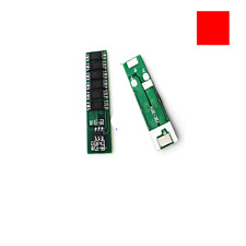 15 A PCB Protection Circuit Module for 3.6v/3.7v 1 S Li-Ion Battery Pack 6 mos BMS