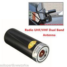 ANTENNA NERA 400-470mhz&136-174mhz DUAL BAND ANTENNA AUTO RADIO MOBILE UHF/VHF