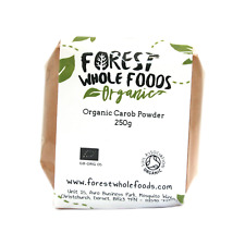 Forest Whole Foods Organic Carob Powder 250g