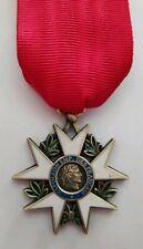 Légion d'honneur Napoléon 1er type 1804 modèle patiné - Reproduction de qualitée