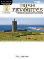 Irish Favorites: Viola (Instrumental Play-Along) Bk/online audio (Instrumental P