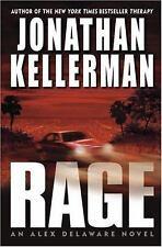Rage (Alex Delaware), Jonathan Kellerman, 034546706X, Book, Acceptable