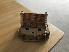 Lilliput Lane East Neuk Scottish Collection in Box 1989