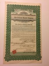 Arizona Gazette Company Lot - 2 One is signed & One never been used -  1926