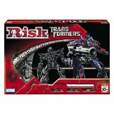 Risk Transformers Cybertron Battle Edition Parker Brothers