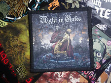Official Night in Gales Patch Death Metal At The Gates Black Border limited 66