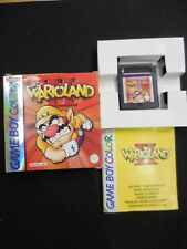 Warioland II para gameboy color segunda mano.