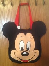 RARE Disneyland Mickey Mouse Large Face Tote