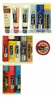 ORALABS* Lip Balm/Gloss CHAP ICE Orig+Crazzy TUB+SQUEEZY+TUBE New! *YOU CHOOSE*