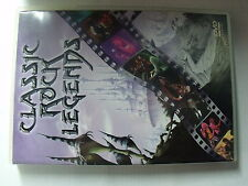 µ? DVD Classic Rock Legends  Asia Focus Uriah Heep BJH Magnum Saxon Spandau ....