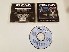 Greatest Hits [1992] by Stray Cats (Cd, Nov-1992, Curb)