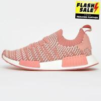 Adidas Originals NMD R1 STLT Prime Knit Womens Running Shoes Retro Fashion Train