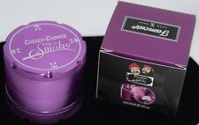 """CHEECH AND CHONG HERB GRINDER """"UP IN SMOKE"""" FAST FREE SHIPPING!! PURPLE"""