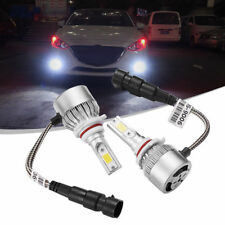 Car LED 9006 HB4 Headlight Bulbs 36W 3800LM 6000K Xenon White All In one Lamp C6