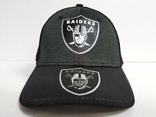YOUTH Oakland Raiders Cap New Era 39Thirty Stretch Fit 2017 NFL Draft Day  Hat b181d67e5