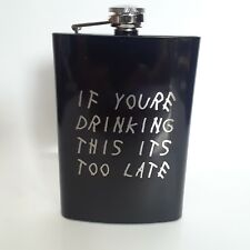 New listing If You're Drinking This 8 oz Flask