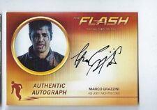 Cryptozoic Flash Season 2 autograph Marco Grazzini MG1