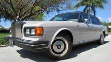 1985 Rolls-Royce Silver Spirit/Spur/Dawn 4Dr