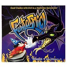 Disney World/Disneyland Fantasmic, NEW CD