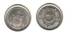 PAKISTAN 2011 20 RUPEE 150 YEAR LAWRENCE COLLEGE WHOLESALE LOT OF 10 COIN