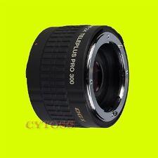 KENKO Converter 2X Teleplus PRO 300 DGX Canon/Nikon Conversion Lens Camera
