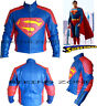 SUPERMAN STYLE CE ARMURE HOMMES MOTO / CUIR MOTO VESTE & COSTUME