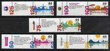 Nederland 2708-2712 Jubileumzegels 2010 met tab - doorloper