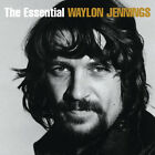 WAYLON JENNINGS The Essential 2CD BRAND NEW Best Of Greatest Hits
