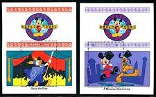 Uganda 980-989  Disney characters on World Tour 1992 x14676