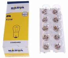 10x Glühlampe Birne 12V 21W BA15s NARVA Pas für Simson S51 S50 SR50 MZ ETZ JAWA