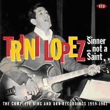 Trini Lopez - Sinner Not a Saint: Complete King Rec 1959 - 1961 [New CD] UK - Im