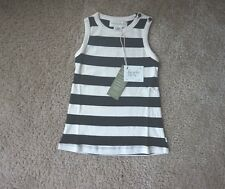Toddler Baby Girls Striped Dress Tunic Short Sleeve Kids Clothes 12-18M