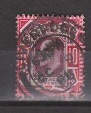 Engeland Great Britain nr 113 TOP CANCEL LIVERPOOL EDWARD VII 1902