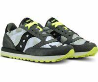 SAUCONY JAZZ ORIGINAL 2044 537 grigio camouflage sneaker uomo grey man