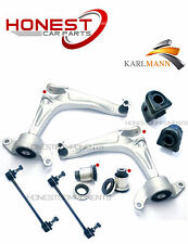 For HONDA CIVIC 2005> FRONT WISHBONE LOWER ARMS & STABILISER LINKS & D / BUSHS