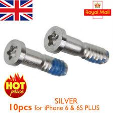 10 x Bottom Screws Pentalobe Silver Screw set for Apple iPhone 6 & iPhone 6 Plus