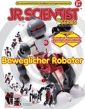 NEU DIY tanzender technischer Roboter mit Handbuch Experimente +8