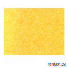 2 fogli di carta di riso per découpage 65x95 cm - Arancio
