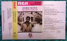 GEORGE McCRAE DIAMOND TOUCH -DISCO FUNKY SOUL-CASSETTE MC STEREO RCA 1977 TK Rec