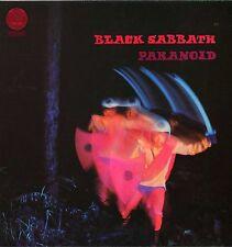 "BLACK SABBATH ""PARANOID"" ORIG UK 1970/71 LAMINATED COVER M-"