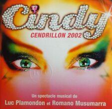 BO FILM : Cindy Cendrillon 2002 Lââm, Murray Head, Kristel Adams [ CD ALBUM ]