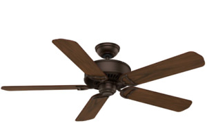 Casablanca Fans 59512 Panama Indoor Ceiling Fan Brushed Cocoa