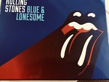 Rolling Stones Blue and Lonesome deluxe boxed set NEW SEALED