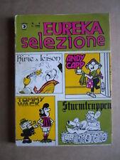 Eureka Selezione n°8 1980 edizione Corno - Andy Capp Sturmtruppen  [G404]