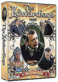 The Edwardians 1972 4 DVD Boxset Michael Jayston, Ron Moody, Virginia McKenna